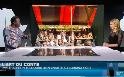 L'art du Conte : une tradition toujours vivante au Burkina Faso grâce à KPG